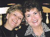 Judy Palacky and Sharlene Walker